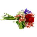 Ramo con Rosas, Astromelias y Flores Recuerdos Rosatel